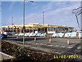 SJ5115 : New Tesco Under Construction by Mr M Evison