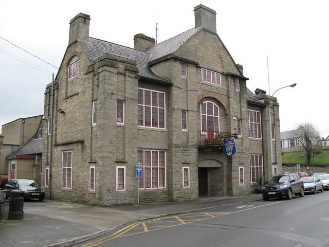 Town Hall, Cavan Town, County Cavan, Ireland