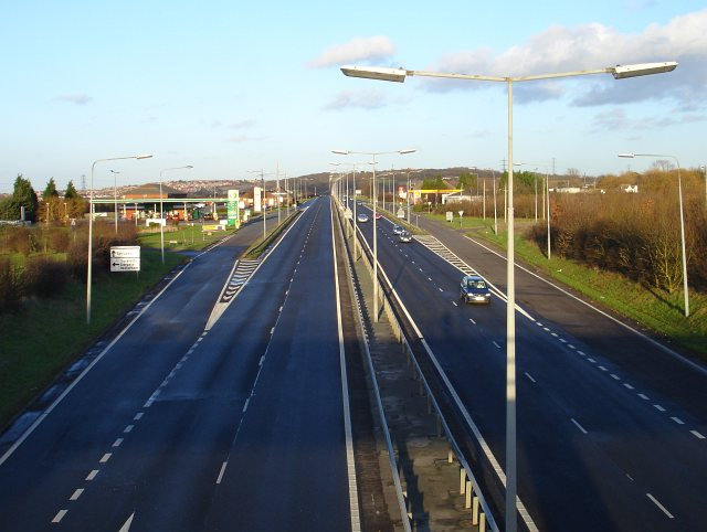 Services on the Thanet Way