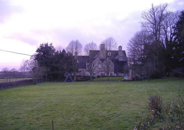 Church farm, Coates