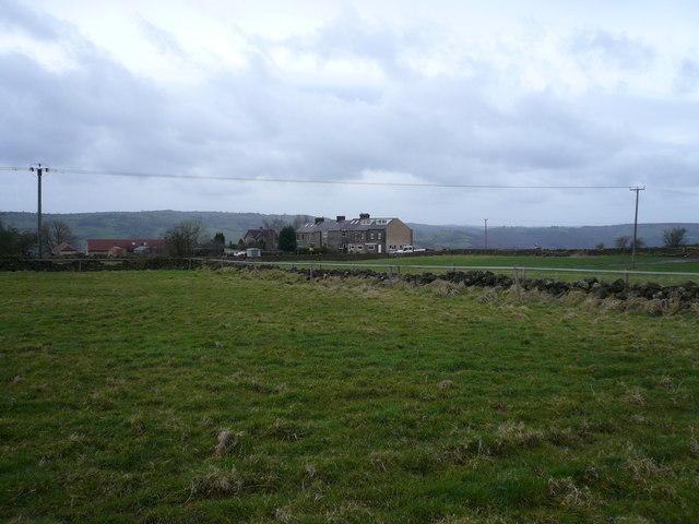Upper Hackney Cottages
