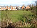 NZ2342 : New housing estate at Ushaw Moor by Oliver Dixon