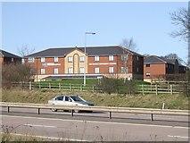 SJ7109 : Wolverhampton University - Telford Campus by John M