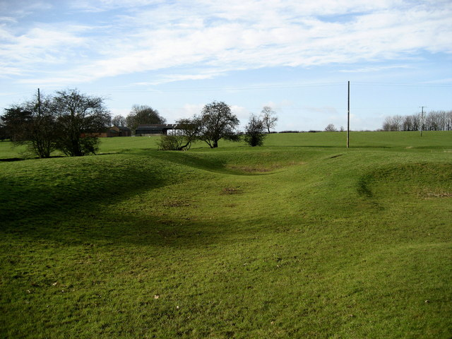 Site of Swainby Abbey