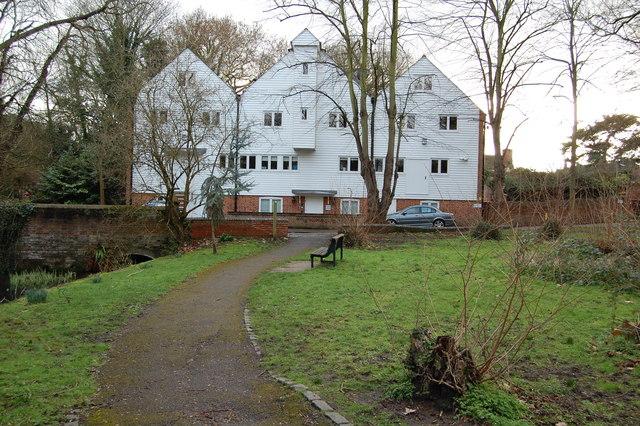 Upper Mill, Ewell