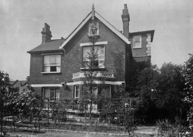 Side of the Red House, 64 Burntwood Lane, SW17