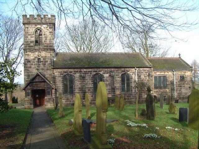 St. Chad's Church, Bagnall