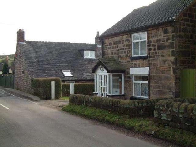 Stone Cottage, Lightoaks
