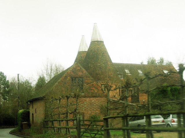 Ashdown Farm, Lamberhurst Road, Horsmonden, Kent