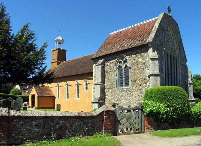 St Mary the Virgin, Tilty, Essex