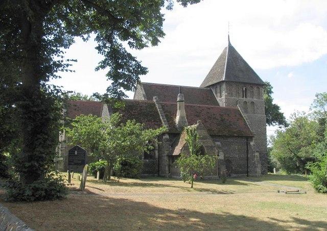 St Mary, Corringham, Essex