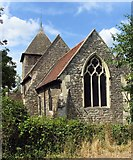 TQ7183 : St Mary, Corringham, Essex by John Salmon