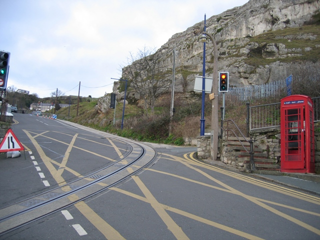 Tramway on the Great Orme