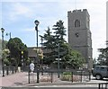 TQ8485 : St Clement, Leigh-on-Sea, Essex by John Salmon
