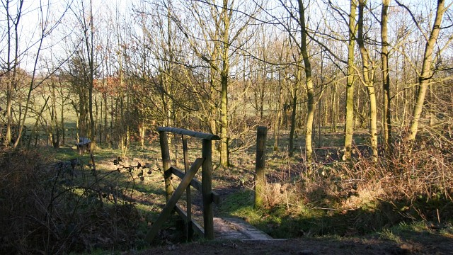 Entrance to a Footpath