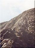 NY3228 : The Sharp section of Sharp Edge by Gordon Hatton