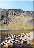 NY3228 : Scales Tarn by Gordon Hatton