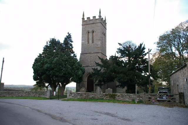 Church of St Mary, Brignall