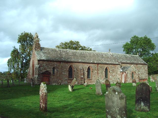 St Luke's Church, Townhead, Ousby, Appleby in Westmorland