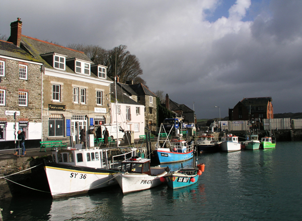 Padstow Inner Harbour