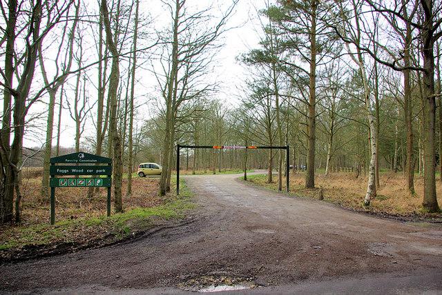 Faggs Wood Car Park