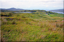 NR4170 : Loch nam Ban, Islay by Julian Dowse