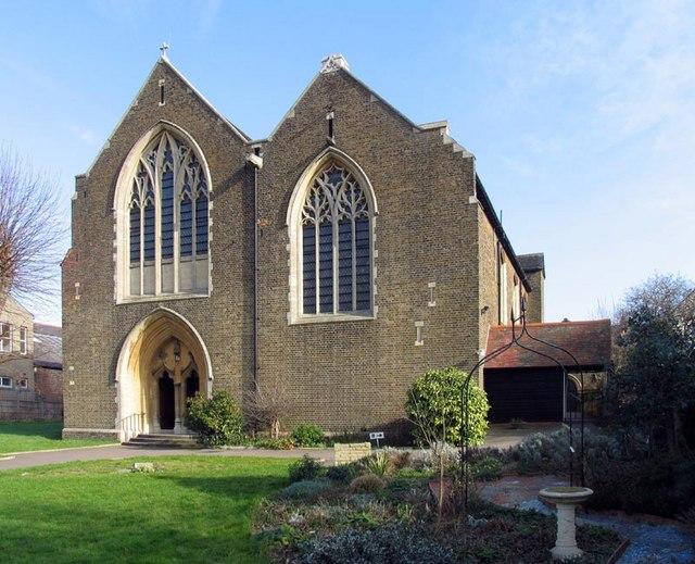 St John the Evangelist, Algernon Road, London NW4