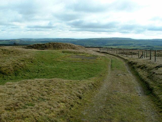 Calderdale Way, Slate Delf Hill