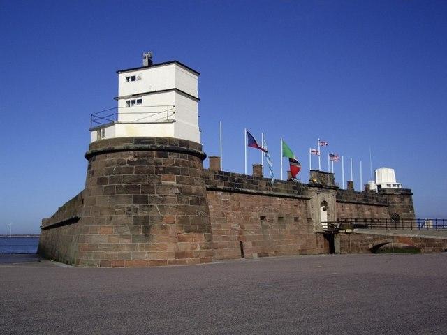 Fort Perch Rock, New Brighton