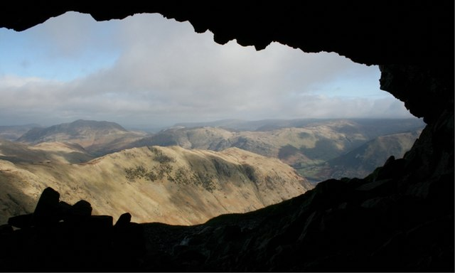 View From the Priest's Hole