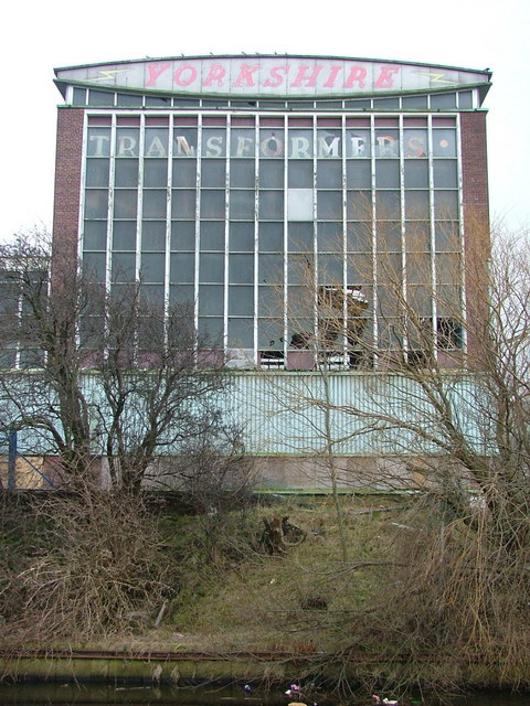 Yorkshire Electric Transformers, Thornhill Lees