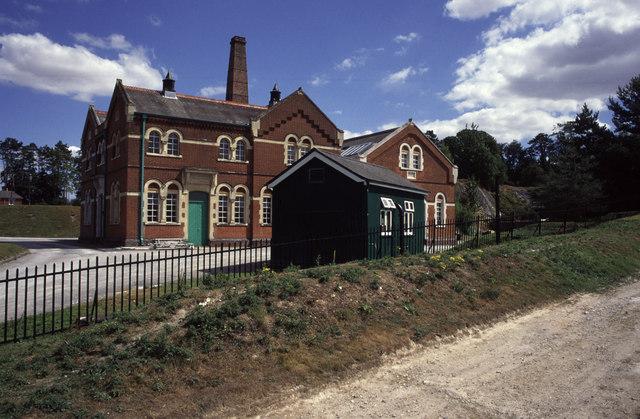 Twyford Waterworks.