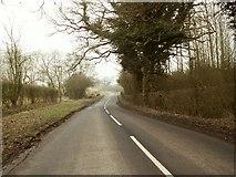 TM2768 : The B.1118 heading towards Dennington by Robert Edwards