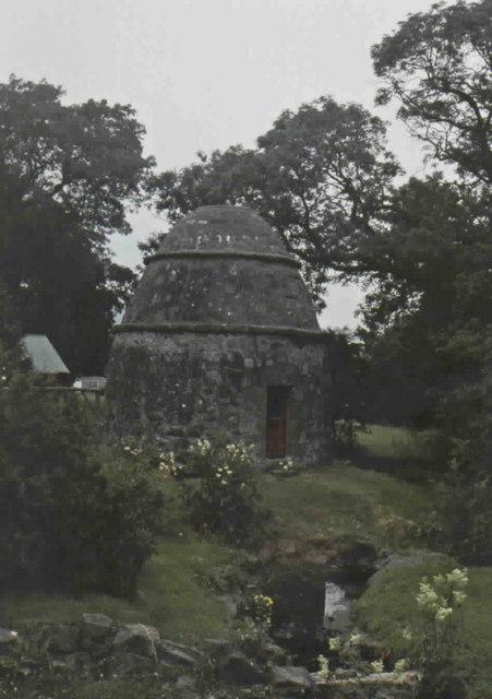 Doocot at Elcho Castle