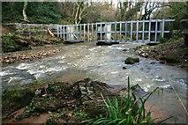 NZ7118 : Flood Defences, Kilton Beck by Mick Garratt
