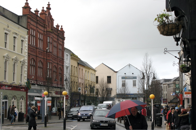 The Mall, Tralee, Co. Kerry, Ireland