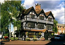 SO5140 : The Old House, Hereford by Tom Pennington