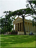 SP6737 : The Temple of Concord and Victory, Stowe Landscape Gardens by John Latchford