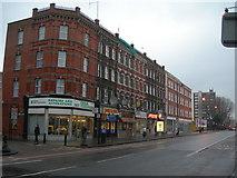 TQ3385 : Stoke Newington Road, N16 by Danny P Robinson