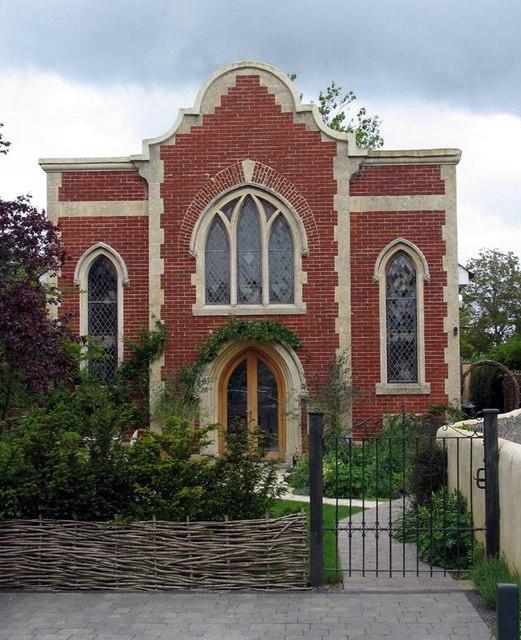 Chapel, Stockbridge, Hants
