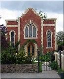 SU3535 : Chapel, Stockbridge, Hants by John Salmon