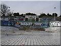 TQ0684 : Uxbridge Lido (2007) by C Melia