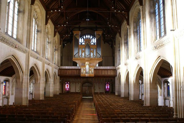 Oundle School Chapel