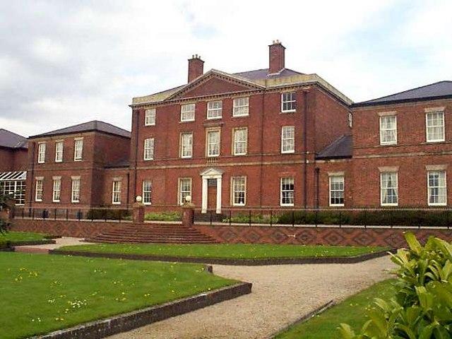 Josiah Wedgwood's House, Etruria