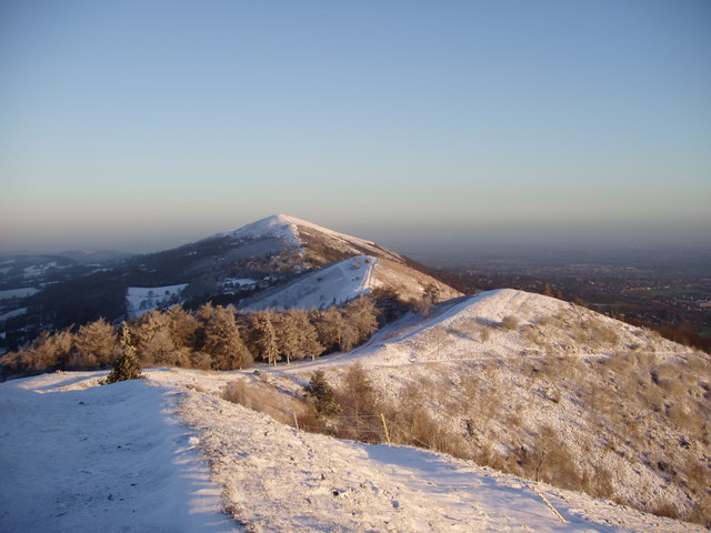 Thirdsland Hill, Perseverance Hill, Worcester Beacon