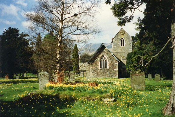 St. Patrick's church, Patterdale
