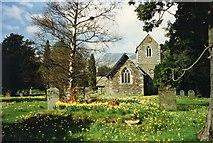 NY3916 : St. Patrick's church, Patterdale by Tom Pennington