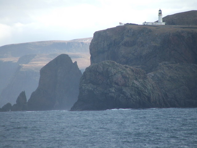 Cape Wrath from seaward