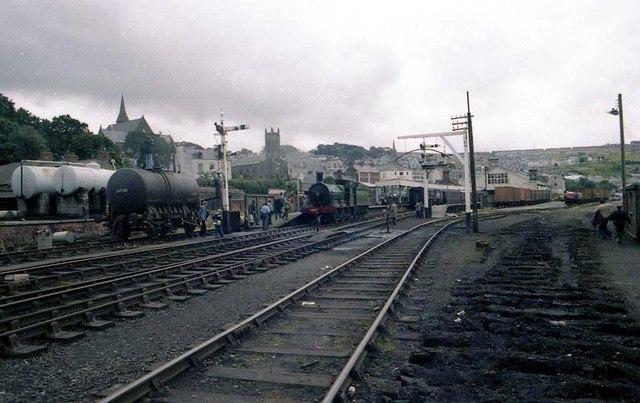 Waterside Station, Londonderry