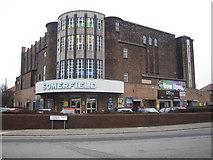 SJ3989 : Liverpool: The former Abbey Cinema, Wavertree, L15 by Nigel Cox